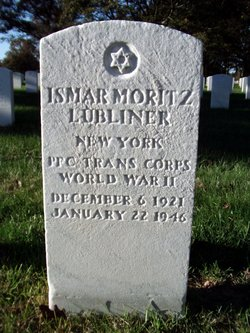 Ismar Lubliner's grave